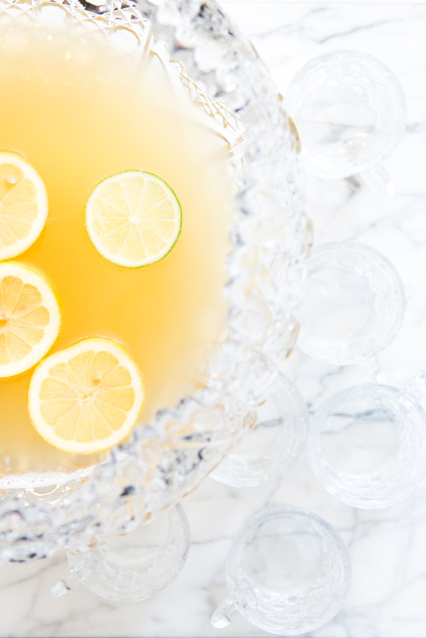 Champagne Punch: The Perfect Summer Libation