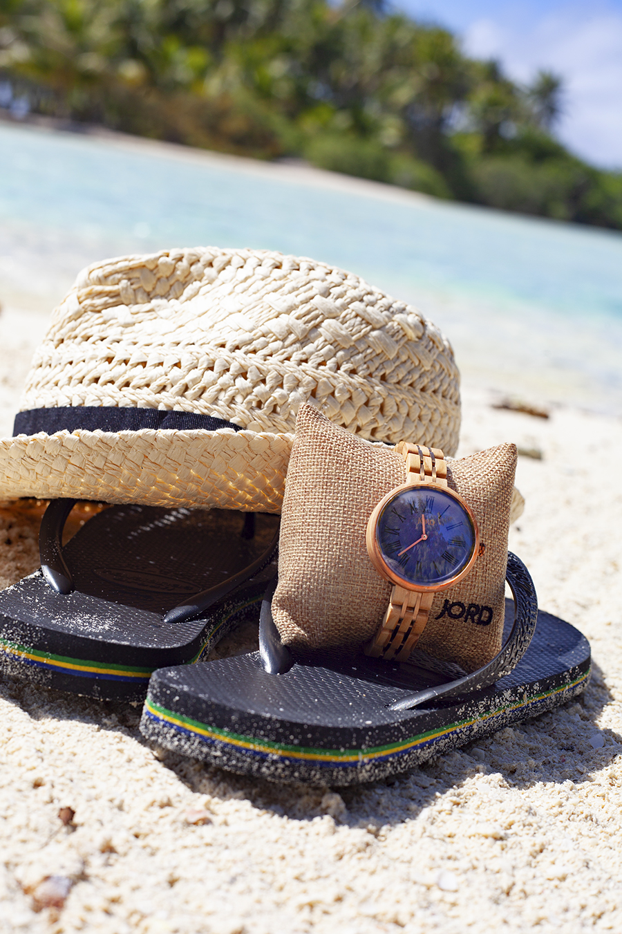 Trends This Summer: Unique Wooden Watches by JORD
