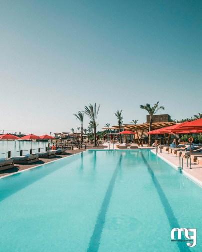The beach pool - La Reserva Sotogrande_28