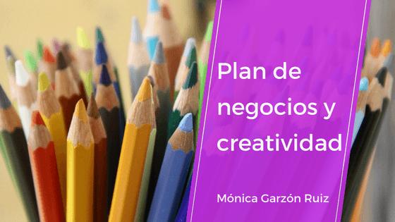 Plan de negocios y creatividad