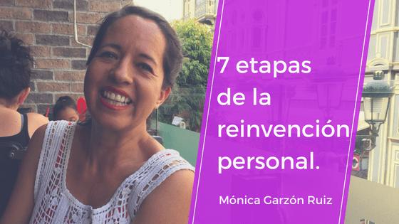7 etapas de la reinvención personal