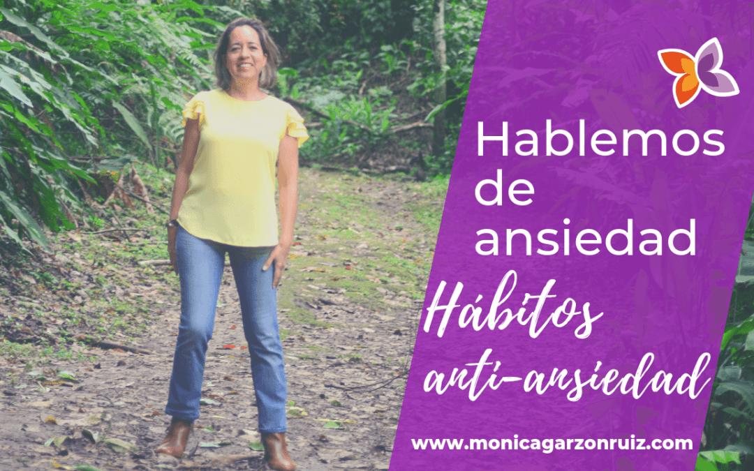 Hábitos anti-ansiedad