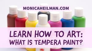 What is Tempera Paint