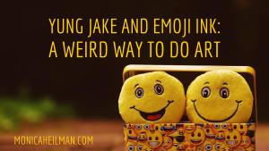 Yung Jake and Emoji Ink