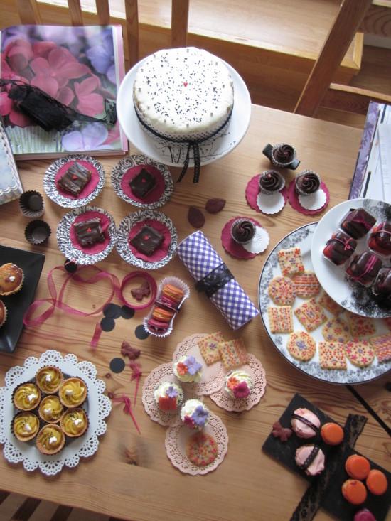 mesa dulce Pinchín