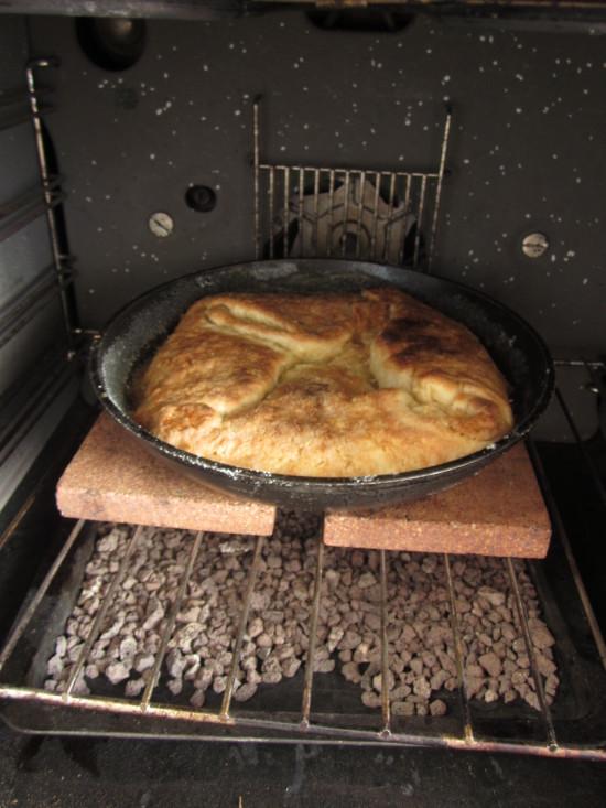 kouign amann al horno