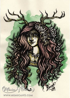 forest_princess_quickINK-res