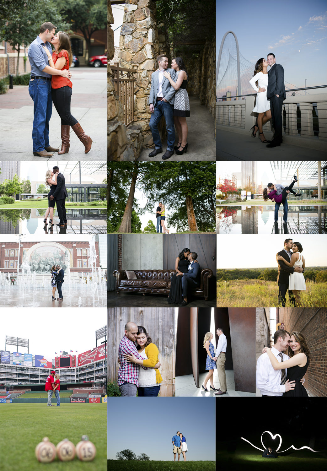 Why You Should Take Engagement Photos Dallas Engagement Photos