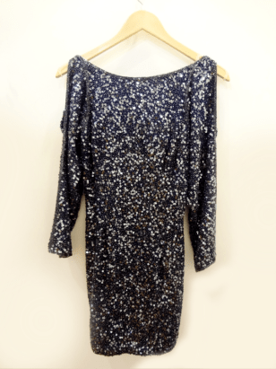 Scala Sequin Dress - $69
