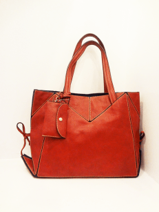Red Tote - $39