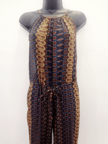 Elan jumpsuit with amazing bells/palazzo bottoms! $59