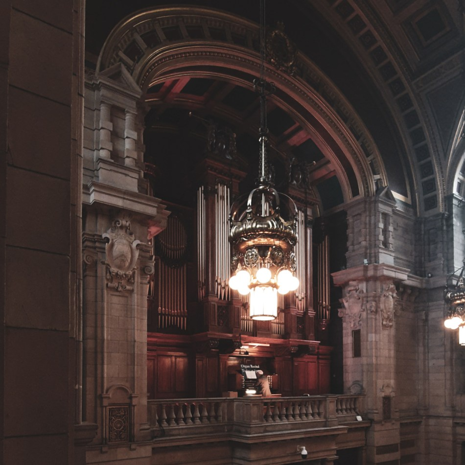 Organ Recitals in Kelvingrove Art Gallery and Museum