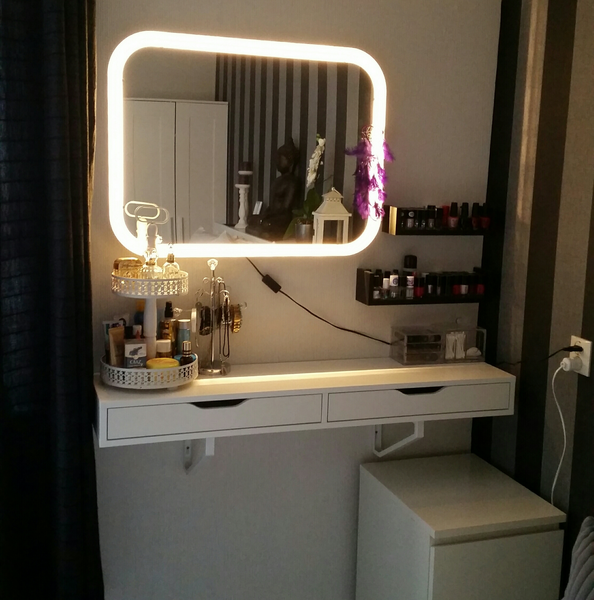 Make up tafel Archieven - Little By Me