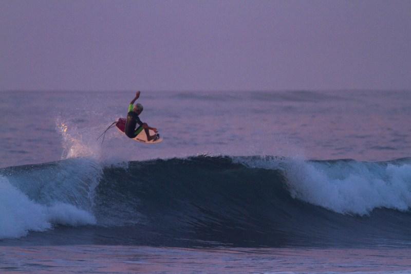 Luke swanson surf dusk