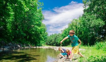 Simple Outdoor Activities to make summer great (and memorable!)