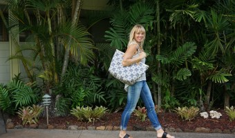 Summer of Favorites Giveaway #3:  A Beautiful Summer Tote (your choice!)
