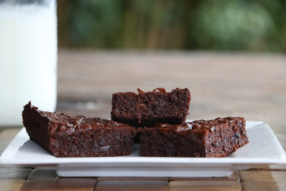 The Best Sugar Free, Gluten Free, Moist and Delicious Brownies