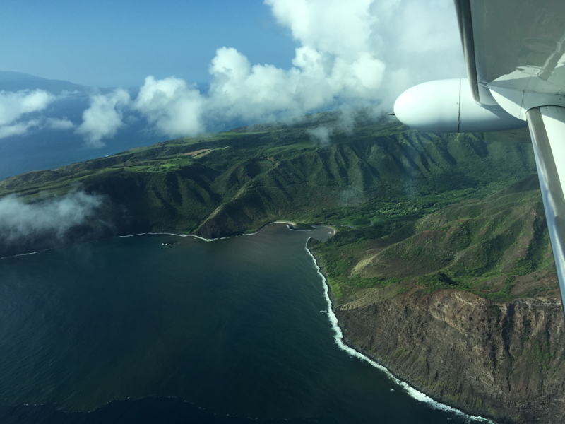 View of Molokai, NS