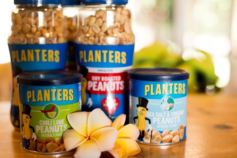 Plantars peanuts
