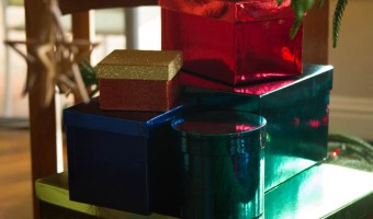 Levi and the Christmas boxes {Perspective for the Holidays}
