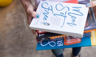 7 Books to Encourage you (and your Family) Now