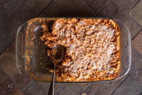 Weeknight Ricotta Pasta Bake
