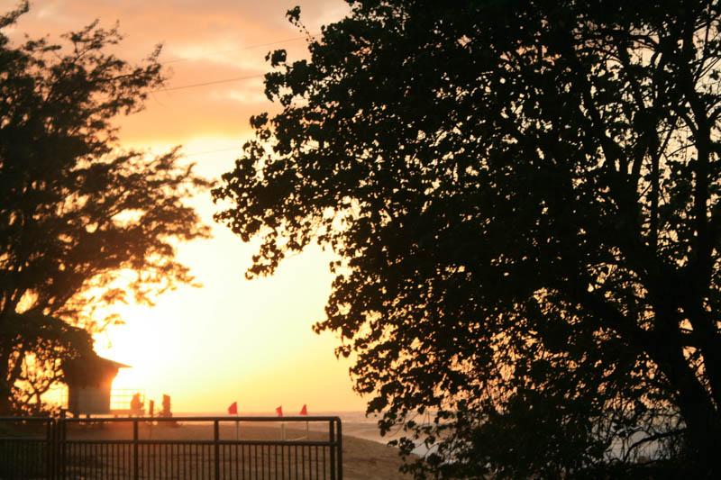 Sunset North Shore