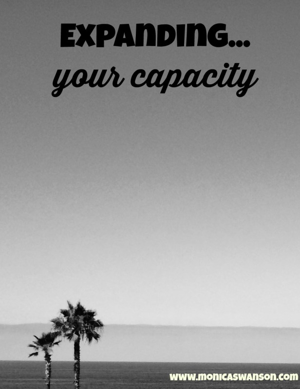 expandingcapacity