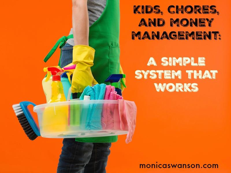 Kidsand Chores