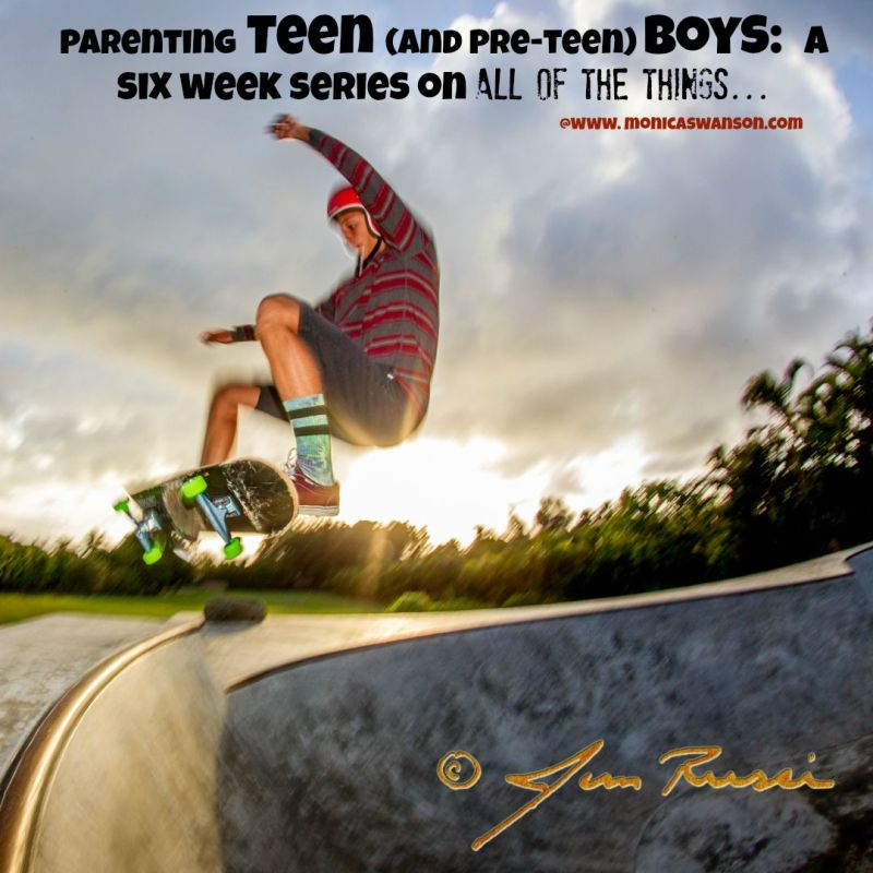 teen boy series
