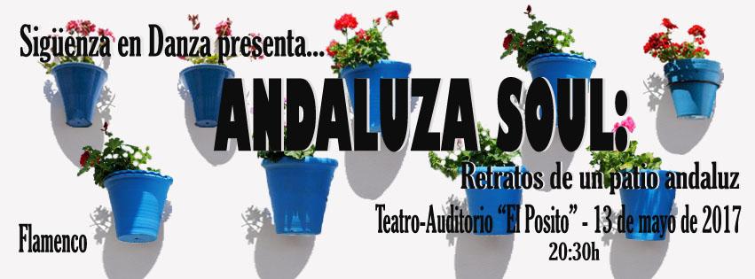 Sigüenza en Danza - Andaluza Soul