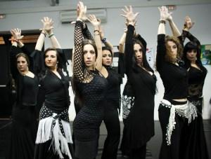 Flamenco Oriental Mónica