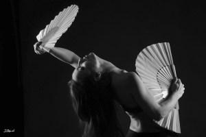 Mónica Tello. Flamenco Oriental
