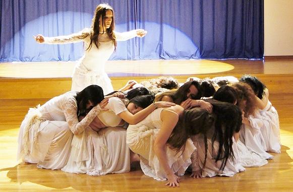 Festival de Danza Solidario La Estrella a beneficio de la Ong Actuando por la Infancia, la Ong Diversión Solidaria, y el proyecto Bitrixbeauty mujeres del mundo