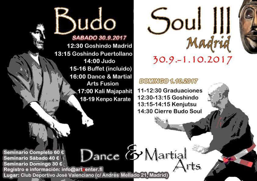 Budo Soul III