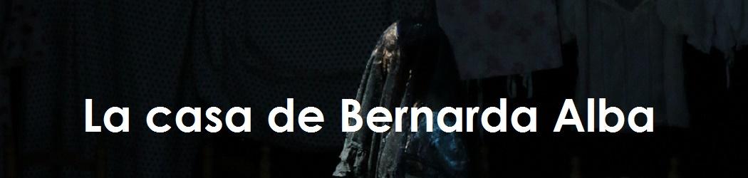 La Casa de Bernarda Alba por Mónica Tello