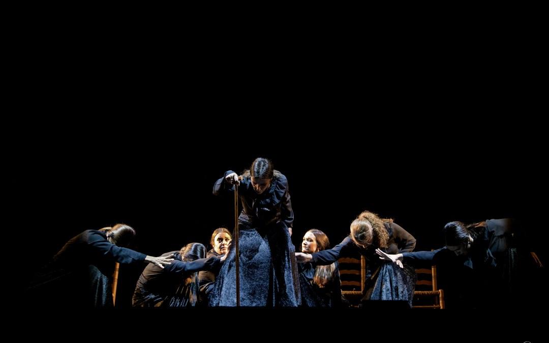 El Teatro y sus personajes. Federico García Lorca