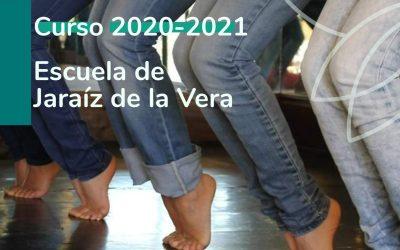 Clases de danza intensivas en Jaraíz de la Vera