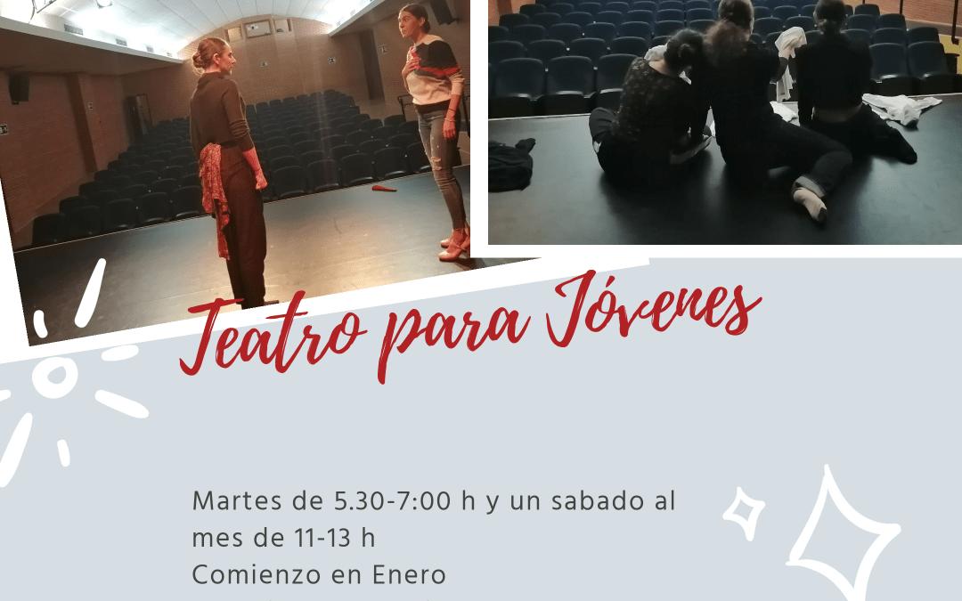 Clases de Teatro para jóvenes en distrito Chamartín, Madrid