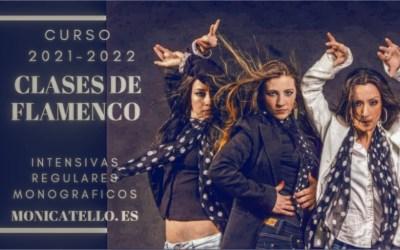 Clases de Flamenco 2021-2022