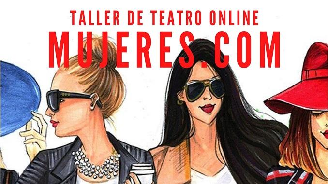teatro online mujeres.com