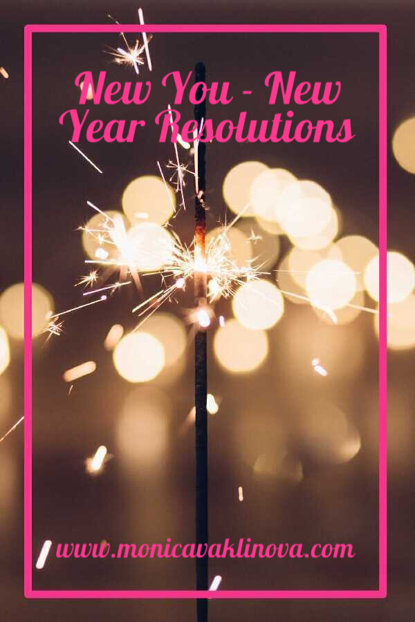 New You – New Year Resolutions