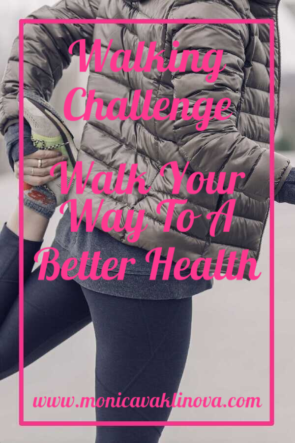 Walking Challenge: Walk Your Way To A Better Health