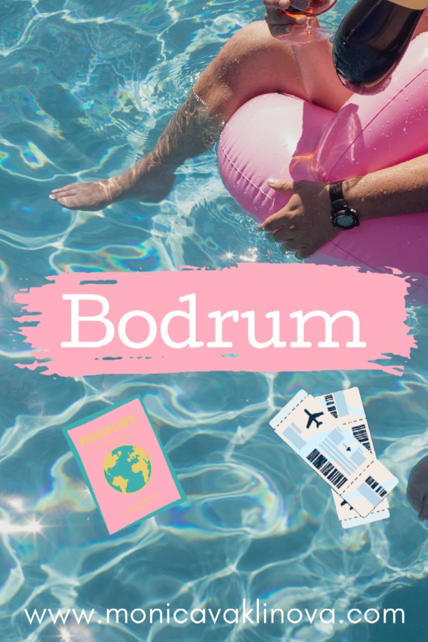 Vacation in Bodrum – relax and beauty in Turkey