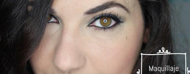 maquillaje ahumado facil