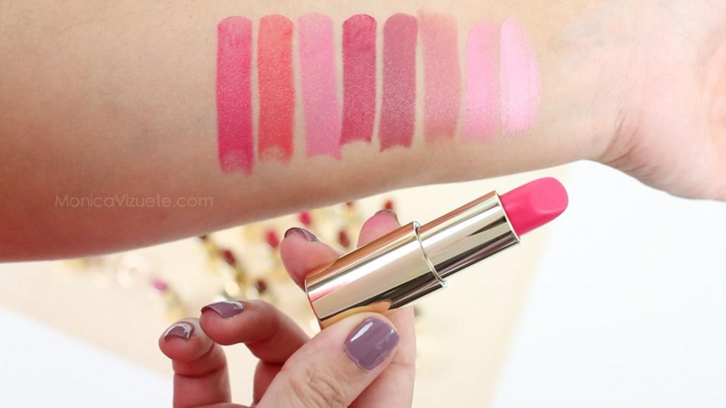 Monica-Vizuete-Swatches-Pierre-Rene-Royal-Mate-lipstick-08-coral-dream