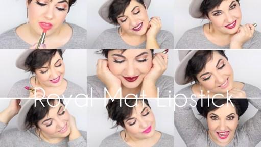 Monica-Vizuete-Swatches-Pierre-Rene-Royal-Mat-lipstick-2