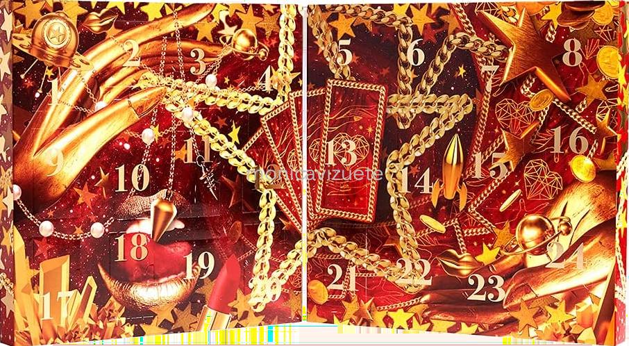 Calendario-adviento-Nyx-2021-monica-vizuete
