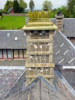 Gowanbank chimney