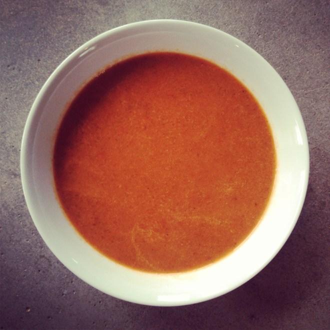 Cleavers & Capsicum Soup